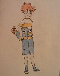 Phineas and Perry, by littleredridinghood4