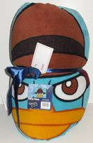 Agent P Where's Perry Sleep Pillow
