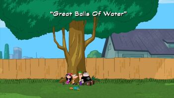 Great Balls Of Water title card