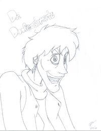 Dr. Doofenshmirtz Disney Style, by AllHailWeegee