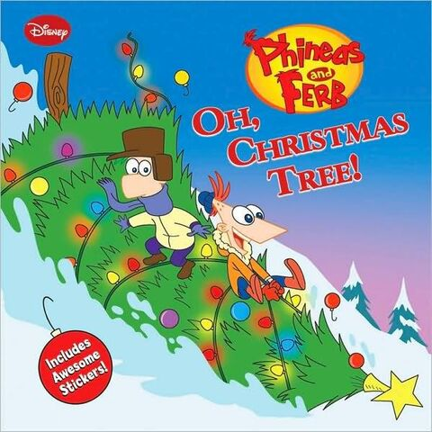 File:Oh, Christmas Tree! front cover.jpg