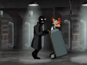 Doof Gets Kidnapped