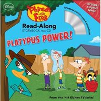 Platypus Power! front cover