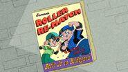 Summer Roller Re-Match flier