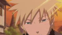 Naruto's sorrow