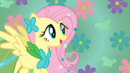 Fluttershy at the gala by shelltoontv-d3fzoui