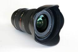 Canon 17-40 f4 L lens