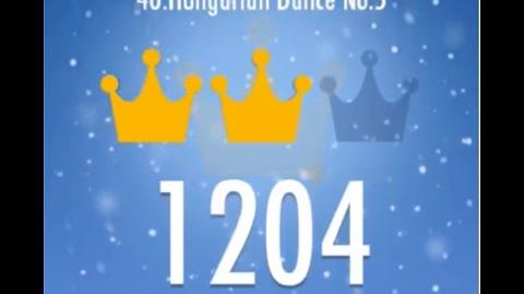 Piano Tiles 2 Hungarian Dance No