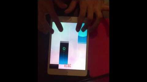 Smile Smile Smie - 5486 handview world record HD - Piano Tiles 2 - 14-15 tps? New Song