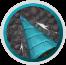 Diamond Drill Icon