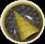 Gold Drill Icon