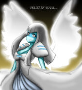 Adventure time guardian angel by oddmachine-d4sr9m9