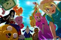 212px-Adventure time by suihara-d5aonts