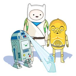 Adventure-time-mashup-star-wars