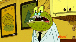 Doctor Frog