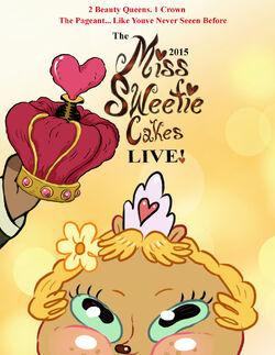 Miss Sweetie Cakes 2015