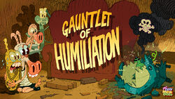 Gauntlet of Humiliation