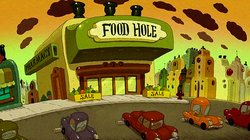 The Food Hole