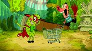 Pickle Mascot