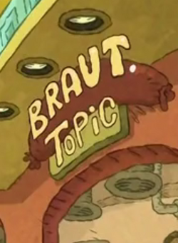 Braut Topic