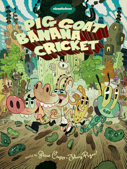 Pig-goat-banana-cricket