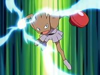 Silus Hitmonchan Mach Punch