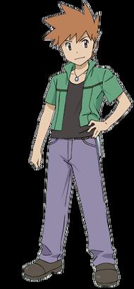 Richard anime art