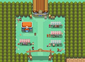 Safari Zone Gate