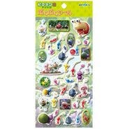 Pikmin stickers