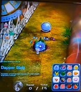 Dapper blob scan 2