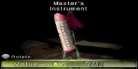Master's Instrument