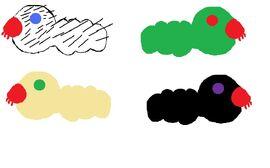 Jumbo Whiskerpillars