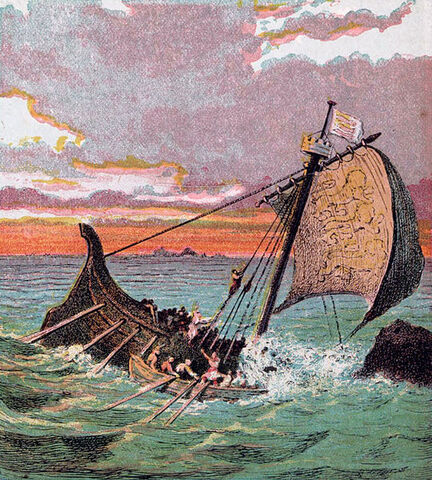 File:Wreck of the 'White Ship'.jpg