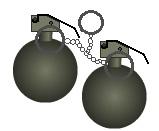 K-40 Mini Grenade