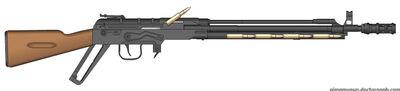 Lever action shotgun
