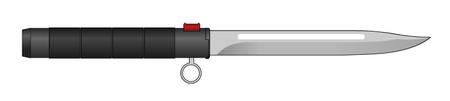 """""""Punisher"""" Ballistic Knife"""