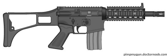 M-5 CQB