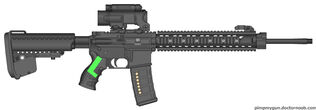 Lazah Firearms Type 338-RF