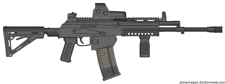 AK-101 Mod.1