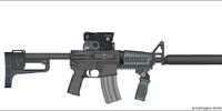 Custom M4/M16 variants (Cod monan)