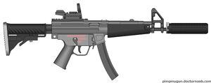 MP5 Rainbow Tactical