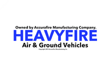 HeavyFire Logo