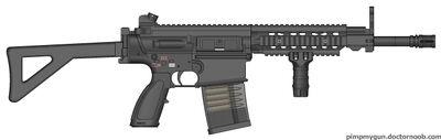 HK417 PDW