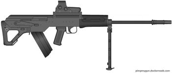 K-90 LSW (light support weapon)