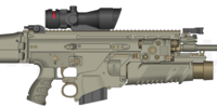 SCAR-H Variants (AllTheAmendments)