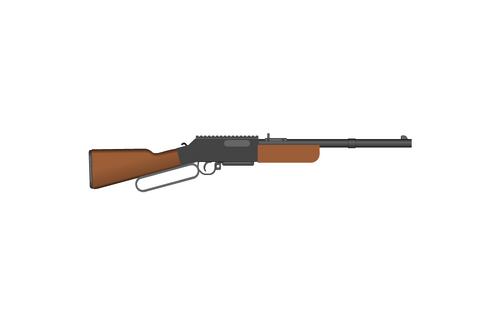 MWWC Sniper Lever Gun 2