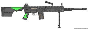 Lazah Firearms Type 72-MSG