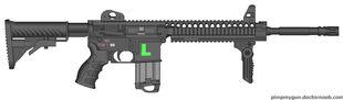 Lazah Firearms LAR-15