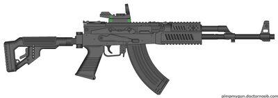AK-97 R.M. Mk.1