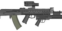 NS Arms ANSh-15 Red Titan